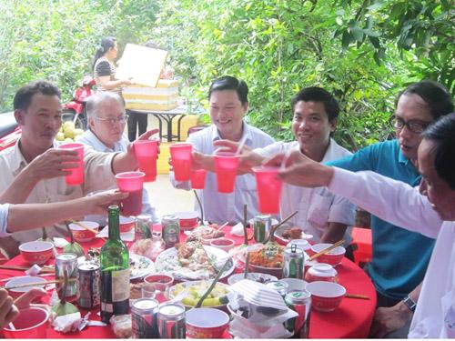 Dịch vụ nấu tiệc tại nhà Minh Long